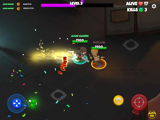 Warriors.io - Battle Royale Action  screenshots 15
