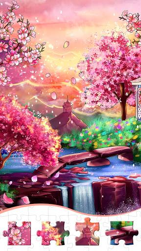 Fun Jigsaw Puzzles, HD Magic Jigsaw Puzzles Games  screenshots 24