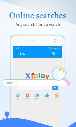 Xfplay 6.7.0 Screenshots 1