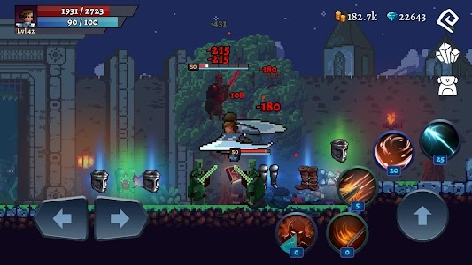 Darkrise - Pixel Classic Action RPG 0.5 (Mod Money)
