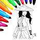 Raya & last Dragon Coloring