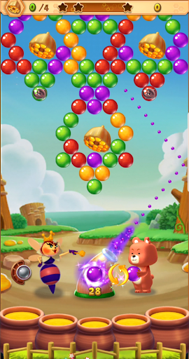 Bubble Buggle Pop: Free Match & Shooter Puzzle apkpoly screenshots 4