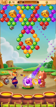Bubble Buggle Pop: Free Match & Shooter Puzzleのおすすめ画像4