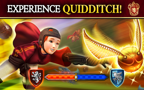 Harry Potter : Hogwarts Mystery Mod Android 5