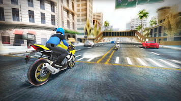 Bike Racing 2020 - Speed Street Racing in Traffic