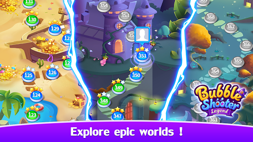 Bubble Shooter Legend 2.20.1 screenshots 4