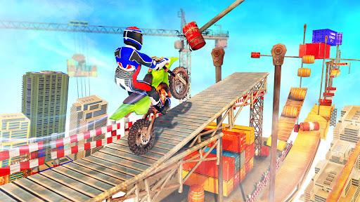 Racing Bike Stunt Games 2021 : Bike Race Game 3D Apkfinish screenshots 12
