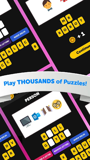 Guess The Emoji - Trivia and Guessing Game! 9.52 screenshots 3