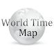 世界時計 World Time Map