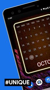 Month Calendar Widget v4.1.210413 [Premium] [Mod Extra] 5