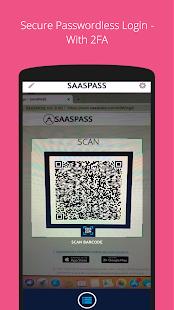 SAASPASS Authenticator 2FA App & Password Manager