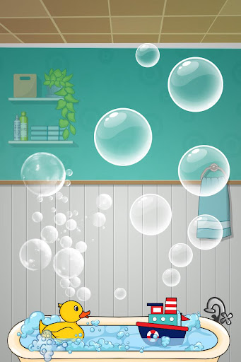 Bubbles game - Baby games 3.1.3 screenshots 1
