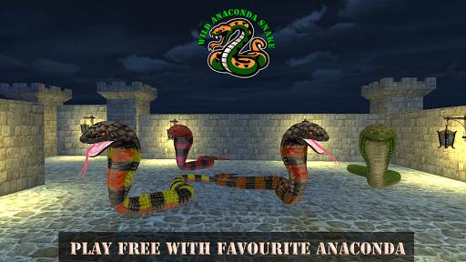 Real Anaconda Snake Maze Run 2021  screenshots 2