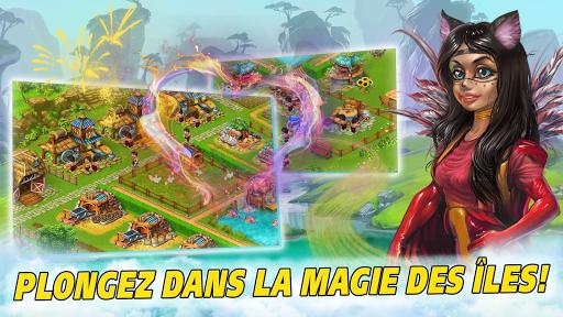 Farm Tribe 3: Île de ferme APK MOD – Pièces de Monnaie Illimitées (Astuce) screenshots hack proof 1
