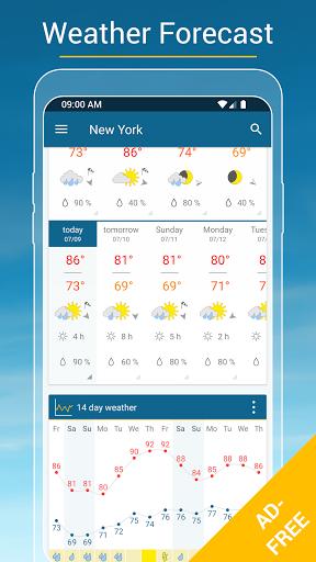 Weather & Radar USA - ad free screen 2
