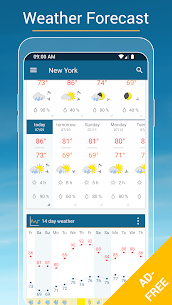 Weather & Radar USA – Ad-Free MOD APK 3