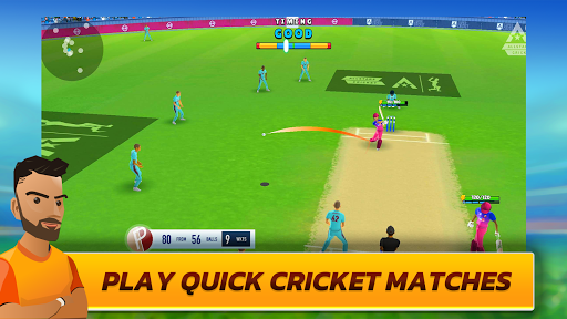 Super Cricket All Stars - Ultimate Premier League androidhappy screenshots 1