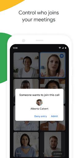 Google Meet android2mod screenshots 2