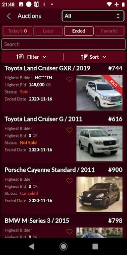 QatarSale u0642u0637u0631u0633u064au0644 3.5 Screenshots 4