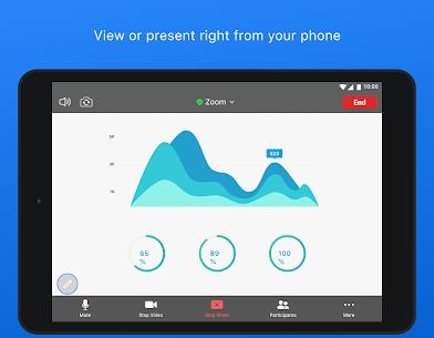 Zoom Cloud Meetings App-Andriod/PC 10