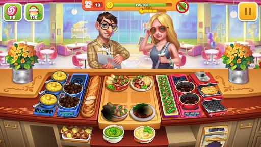 Cooking Hot: My Restaurant Cooking Game Apkfinish screenshots 5