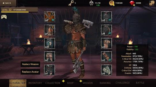Stormborne 2 v2.8.13 MOD (Money, Diamond) APK 5