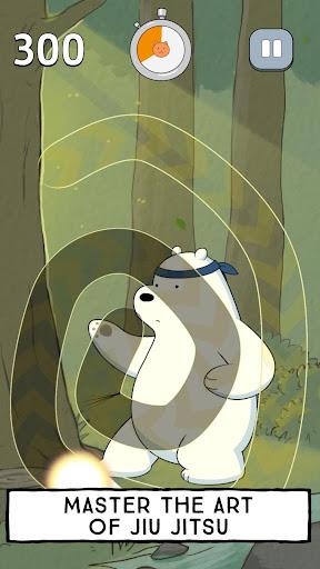 We Bare Bears - Free Fur All: Mini Game Arcade  Screenshots 6