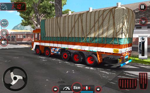 Truck Parking Simulator: New Games 2021 1.0 screenshots 2