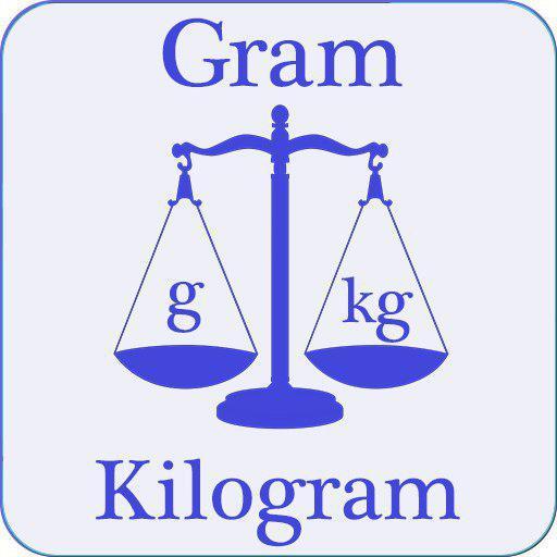 Weight Convertor Gram And Kilogram G Kg Apl Di Google Play