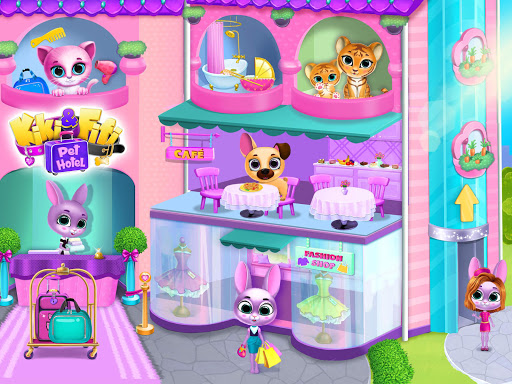 Kiki & Fifi Pet Hotel u2013 My Virtual Animal House android2mod screenshots 17