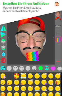 Emoji Maker - Photo Smileys, Emoticons & Aufkleber Screenshot