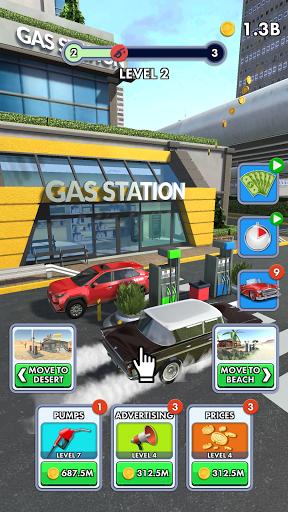 Idle Gas Station 0.3 screenshots 4