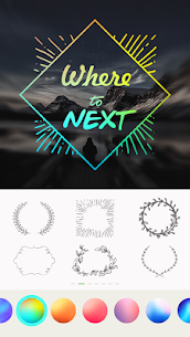 Text on pictures – Write words & text MOD APK 5