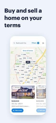 Opendoor Buy & Sell Homes 122.0.0 screenshots 1