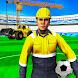 サッカースタジアムビルダー:新しい3D建設ゲーム - Androidアプリ