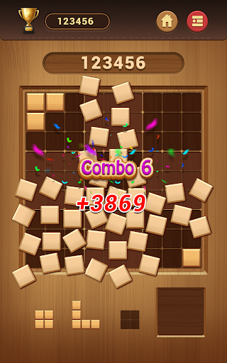 Wood Block Sudoku Game -Classic Free Brain Puzzle 0.6.6 screenshots 15