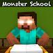 Herobrine Monster School Mod for Minecraft PE - Androidアプリ