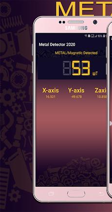 Metal detector 2020: New metal finderのおすすめ画像3