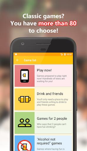 Drink & Smiles: Drinking games 4.0.23 screenshots 1