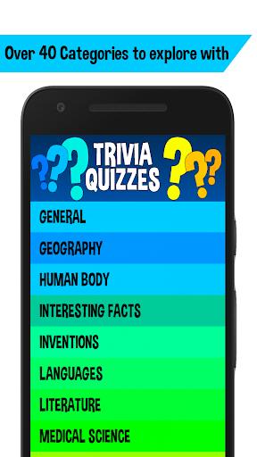 5000+ Trivia Games Quizzes & Questions 3.6 screenshots 3