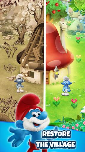 Smurfs Bubble Shooter Story modavailable screenshots 3