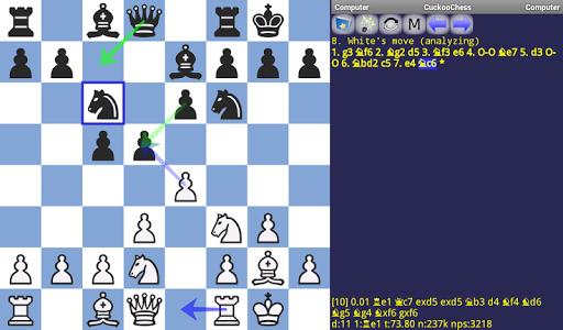 DroidFish Chess  Screenshots 9
