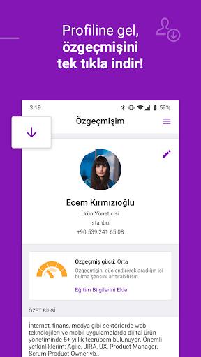 Kariyer.net - u0130u015f u0130lanlaru0131 android2mod screenshots 14