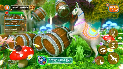 Llama Simulator apkpoly screenshots 4