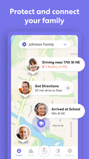 Foto do Life360: Family Locator & GPS Tracker for Safety