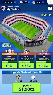 Free Idle Eleven – Be a millionaire soccer tycoon Apk Download 2021 3