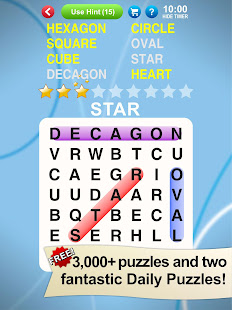 Word Search World Traveler