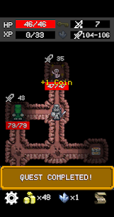 Undercrawl – Roguelike Dungeon Crawler Mod Apk (Unlimited Skill) 7