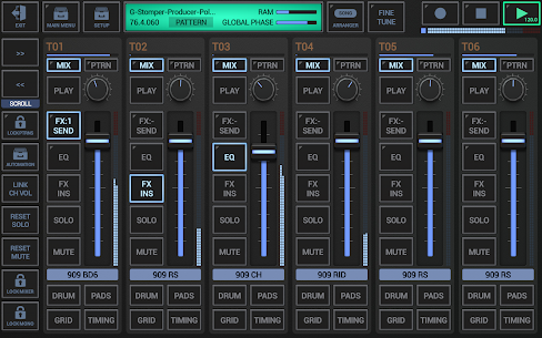 G-Stomper Producer Mod Apk (Full Version Paid) 1