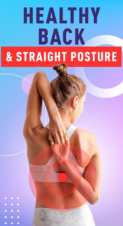 Healthy Spine & Straight Posture - Back exercises  poster 0